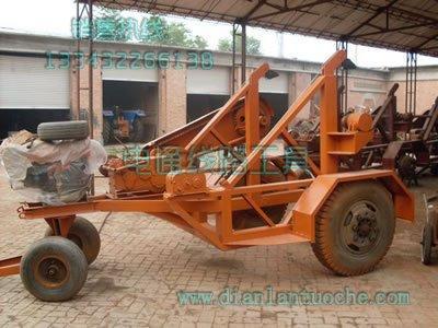 厂家直销多功能电缆拖车