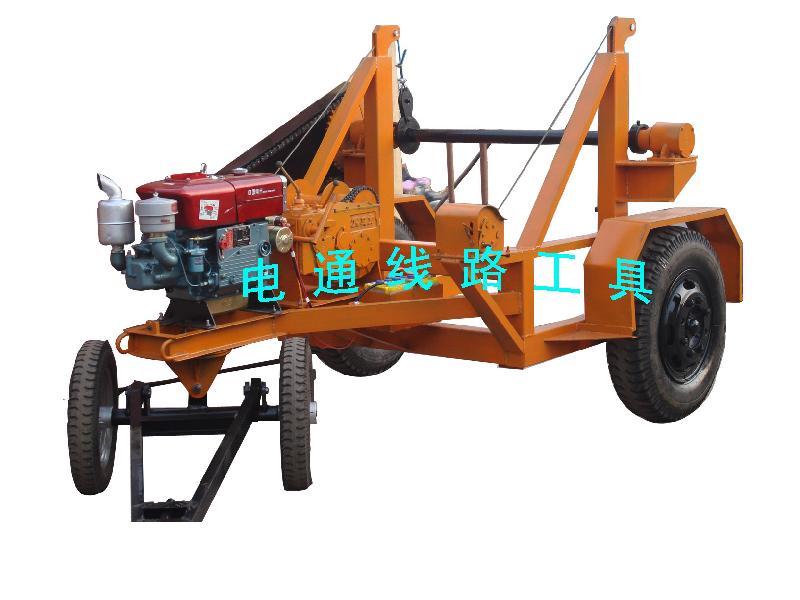 供应电缆拖车