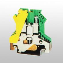 供应接地型接线端子 轨装螺钉接地端子-NC T2.5 PE图片