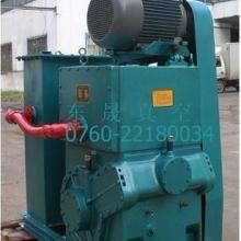 供应肇庆东晟真空泵厂HS-150M+辅油箱真空泵