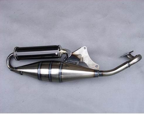 摩托车排气管构造图_摩托车排气管如何自制?-自己制作摩托车排气管需要什么工具材料