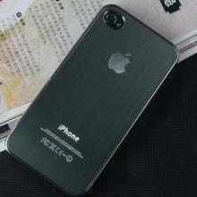 供应iphone保护套金属拉丝全包边框批发