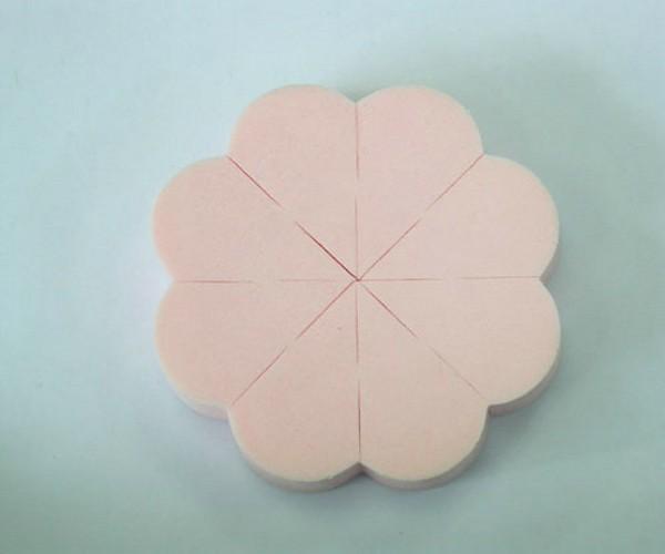 专业美容化妆工具 化妆粉扑/海绵 高级粉底扑抗菌处理