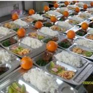 广州萝岗员工食堂承包图片