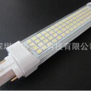 高效率高PF值梯形LED横插灯12W图片