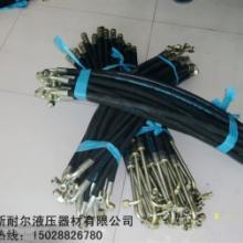 供应工程机械专用高压胶管液压总成(图
