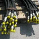 供应砼泵德国威瓦力液压胶管及泵车总成