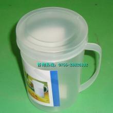 供应微波炉奶杯杯子杯具水杯450ML批发