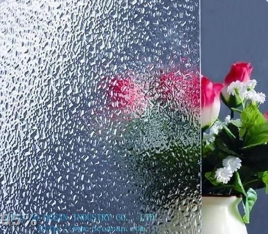 供应钻石压花Diamond-Figured-glass
