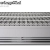 西奥多工业型超大风量风幕机系列FM-1609S---FM-2012S