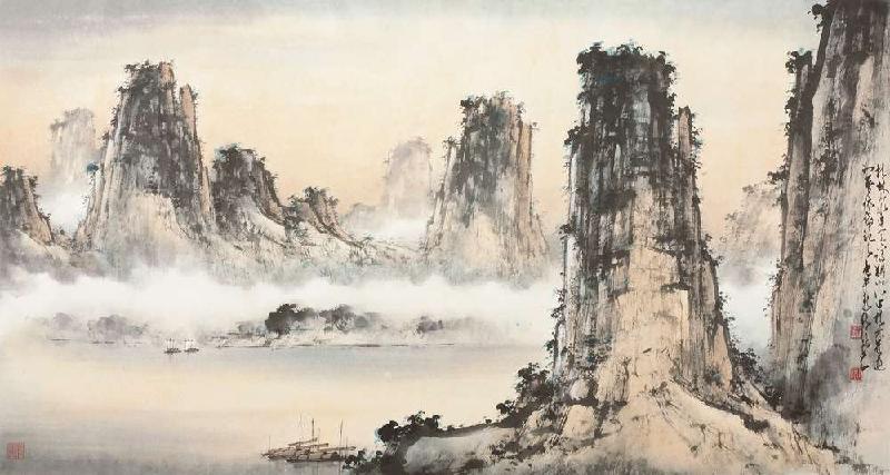 陈少梅书画作品征集北京博朗轩书画图片