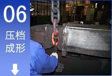 供应专业生产加工各种规格标准库存锚链图片