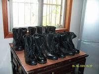 供应军警鞋