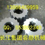 160X200螺旋粉碎机滚刀20齿图片