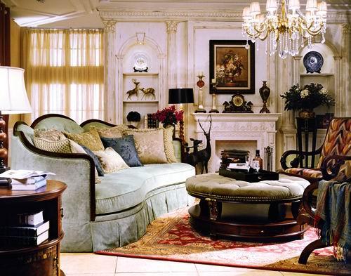 供应时尚气派的欧美美式家具图片