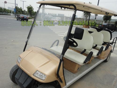 高尔夫球车平板挡风玻璃