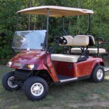 折叠高尔夫球车挡风玻璃