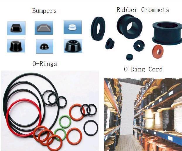 供应O型圈缓冲垫橡胶垫圈O-Ring绳索