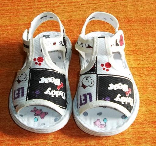 步鞋/手工布凉鞋
