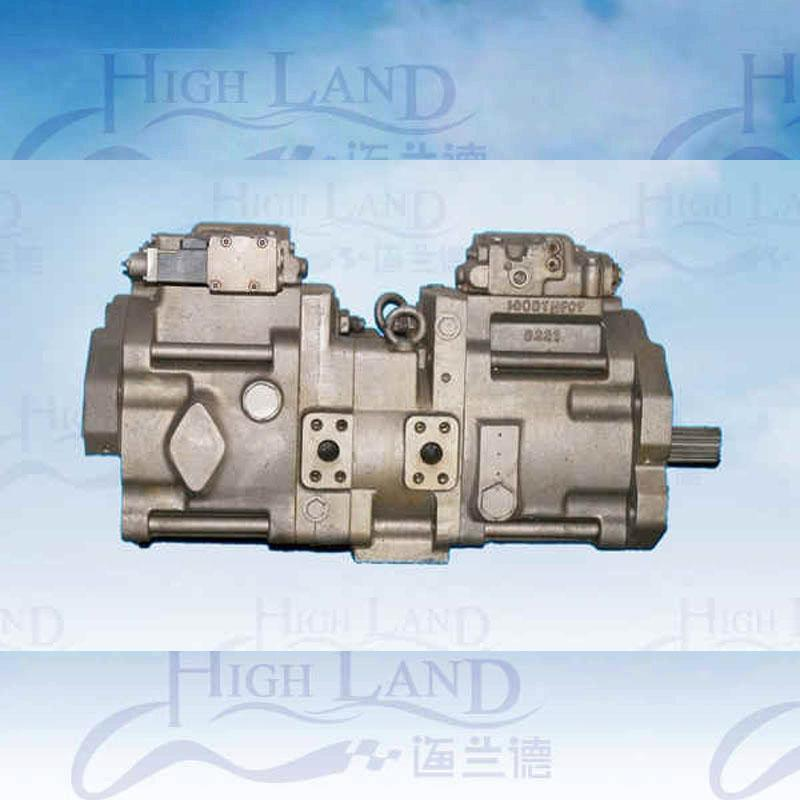济南海兰德液压泵液压泵试验台有限公司