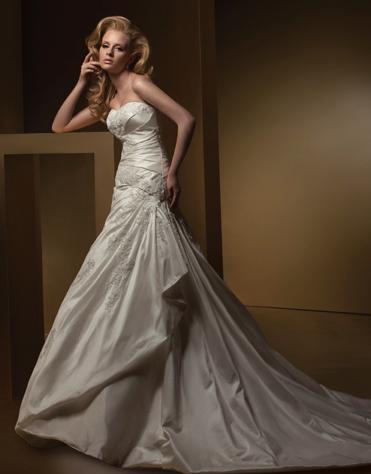 婚礼的礼服图片大全图片