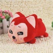 创意玩偶手机座可爱韩国毛绒玩具图片