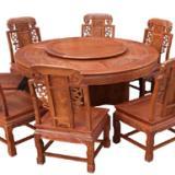 供应东阳红木圆桌价格 红木圆台销售 红木圆台供应商