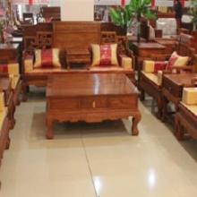 供应红木家具-红木沙发-鸡翅木沙发-仿古沙发-明清餐桌-客厅家具