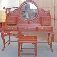 供应红木家具-明清家具-红木梳妆台-仿古家具-鸡翅木家具-非洲花梨木