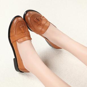 英伦风图片|英伦风样板图|新款复古欧美女鞋2012英伦