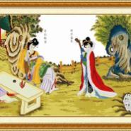 古代四大美女十字绣厂家批发图片