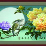 供应金度珍爱蒙娜丽莎十字绣厂家批发,精准印花十字绣,100印花十字绣