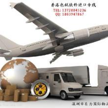 供应橡胶贴合机进口报关/线材包税进口图片