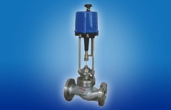 蒸汽电动调节阀 供应电动调节阀图片