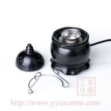 供应第二代车香塔黑色台湾陶瓷香炉图片