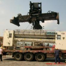 供应集装机械进口所需文件