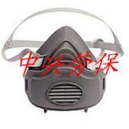 3M防护面具3200防尘三件套图片
