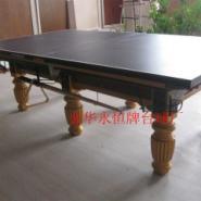 金华市永恒牌台球桌乒乓球二合一图片