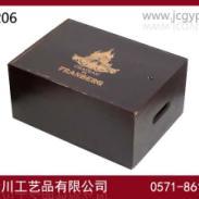 红酒礼品盒白酒盒仿古首饰盒奖牌盒图片