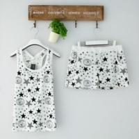 2012夏装新款韩版运动套装休闲套装