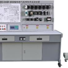 船舶锚机电气控制技能实训装置