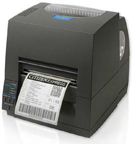 西铁城CLS631Z,可编程条码打印机,条码标签机,珠宝条码标签,水