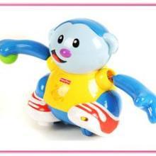 供应费雪玩具8128费雪顽皮小猴子H8128