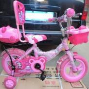 奇客12寸儿童自行童车图片