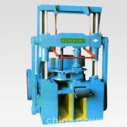2柱蜂窝煤机自动上料机图片