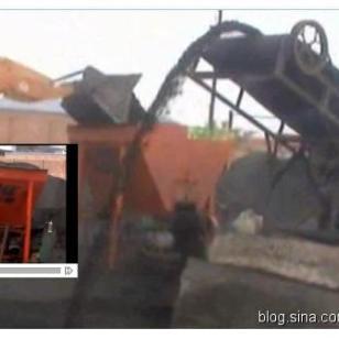保定蜂窝煤机自动上料机图片