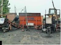 邯郸蜂窝煤机上料机图片