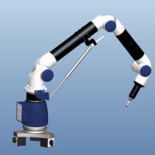 关节臂外观设计,国产关节臂装置,关节臂非标设计,关节臂图纸定制