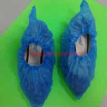 供应一次性塑料鞋套CPE鞋套有防水防滑功能图片