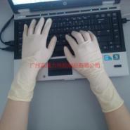 电子仪器加工使用一次性乳胶手套图片